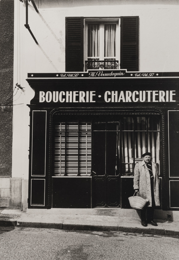 Paul Strand Shopping, Orgeval, France
