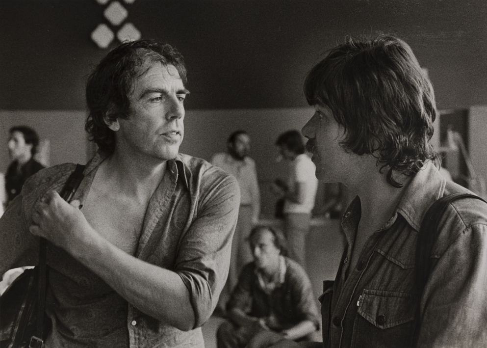 David Hurn et Peter Turner
