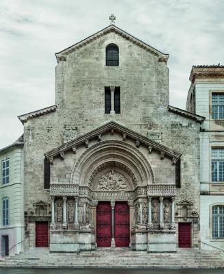 arles-cathedrale-saint-trophime-from-the-series-facades-2007-2014