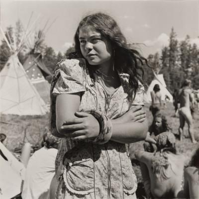 woman-with-snake-the-rainbow-gathering-alpine-arizona-1