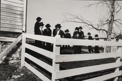 enfants-amish-pres-d-harrisburg-pennsylvanie-etats-unis